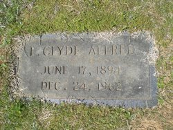 Lacy Clyde Allred