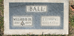Esther Ruth <i>Miller</i> Ball