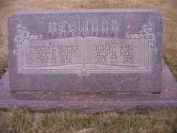 Joseph Karl Heywood