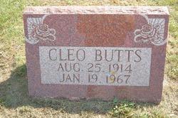 Cleo Eugene Butts