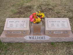 Alfred Lee Alf Williams