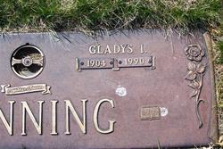 Gladys Irene <i>Roberts</i> Fanning