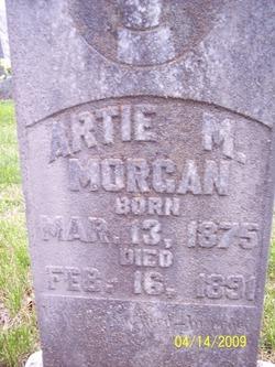 Artie M Morgan