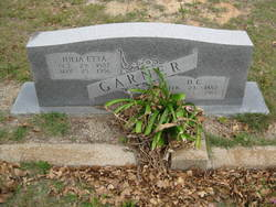 Julia Etta <i>Mobley</i> Garner