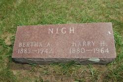 Henry Harrison Harry Nigh
