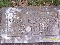 Sarah E Morgan