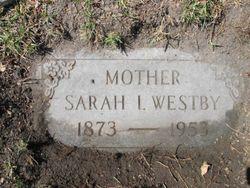Sarah Enger Soverina <i>Overby</i> Westby