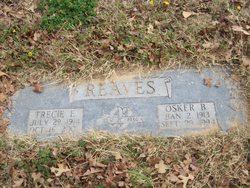 Oscar B Reaves