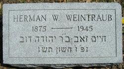 Hyman W Herman Weintraub