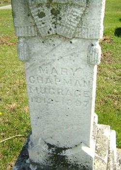 Mary <i>Chapman</i> Mugrage