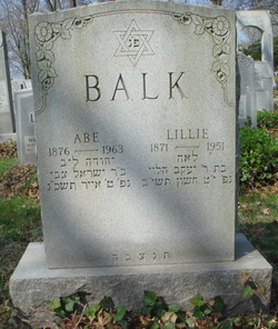 Abe Balk