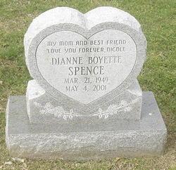 Dianne <i>Boyette</i> Spence
