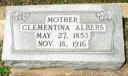 Clementina Albers