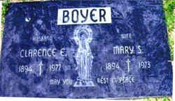 Clarence Edward Boyer