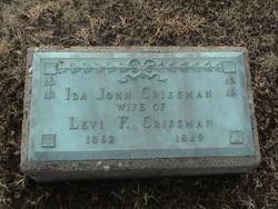 Ida <i>John</i> Crissman