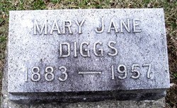 Mary Jane Diggs