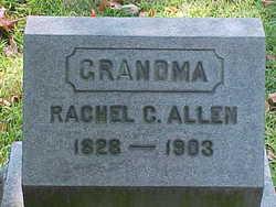 Rachel <i>Carroll</i> Allen