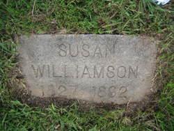 Susan <i>Quesenberry</i> Williamson