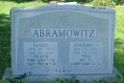 Benjamin L. Abramowitz