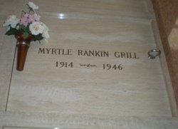 Myrtle <i>Rankin</i> Grill