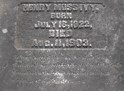 Henry Moss Ivy