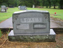 Albert Perry Boals