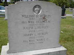 Mabel Elizabeth <i>Henley</i> Hurley