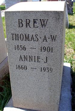 Annie Jane <i>Clyde</i> Brew
