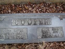 Etta Mae <i>King</i> Cooper