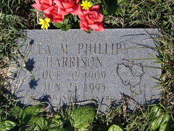 Zula M. <i>Phillips</i> Harrison