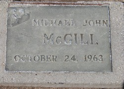 Michael John McGill