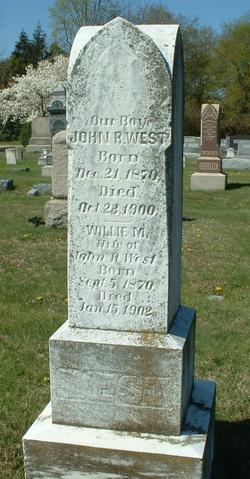 Willie M. West