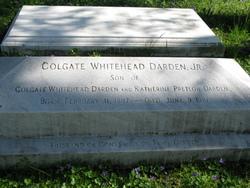 Colgate Whitehead Darden, Jr