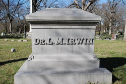 Dr Luther Martin Irwin