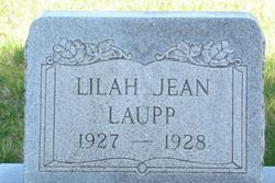 Lilah Jean Laupp