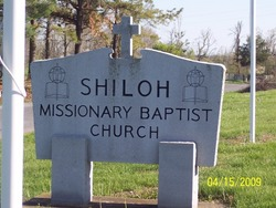 Shiloh Missionary Baptist Church Cemetery
