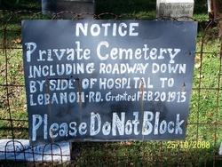 Bacigalupo Family Cemetery