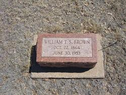 William Tecumseh Serman Brown