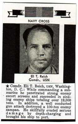 Adm Eli T Reich