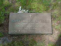 Corp Gary Michael Booe