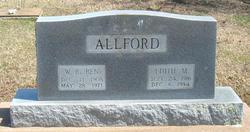 Willis B. Ben Allford