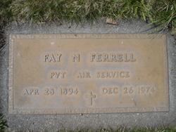 Fay Newton Ferrell