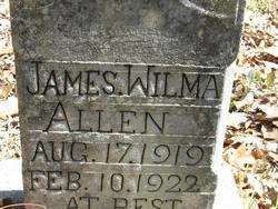 James Wilma Allen