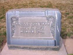 Clara Fulton <i>Syrett</i> Heywood