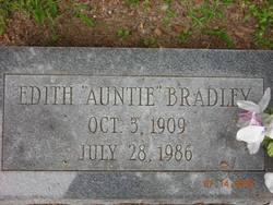Edith Bradley
