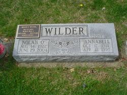 Annabell <i>Stone</i> Wilder
