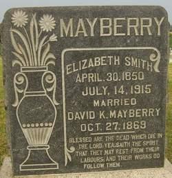 Elizabeth <i>Smith</i> Mayberry