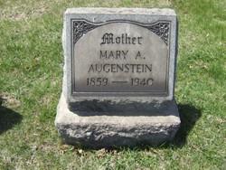 Mary A. <i>Dewalt</i> Augenstein