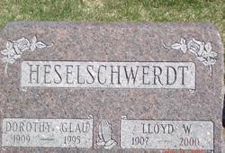 Dorothy <i>Glau</i> Heselschwerdt