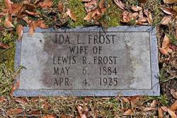 Ida Maybelle <i>Larrimore</i> Frost
